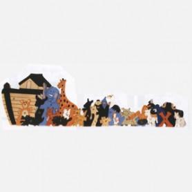 Puzzle ABC Arche de Noé