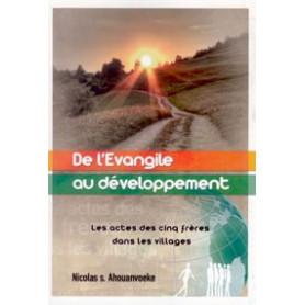 De l'évangile au développement