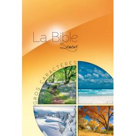 Bible Semeur gros caractères rigide illustrée