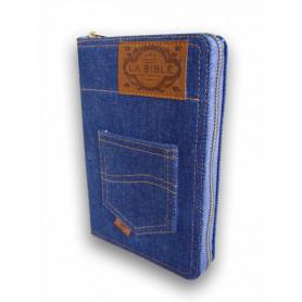 Bible Segond 21 jeans fermeture éclair