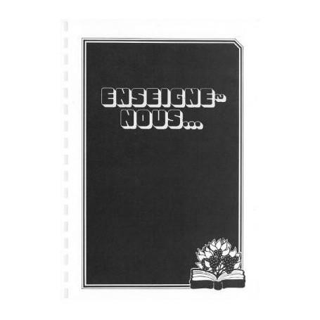 Recueil JEM Suppl. vol 1 - Enseigne-nous (195-215)