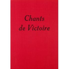Chants de Victoire - Broché