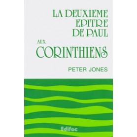 La deuxième épître de Paul aux Corinthiens