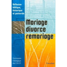 Mariage, divorce, remariage