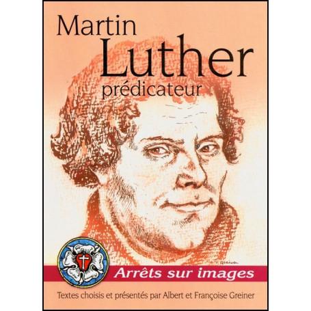 Martin Luther prédicateur