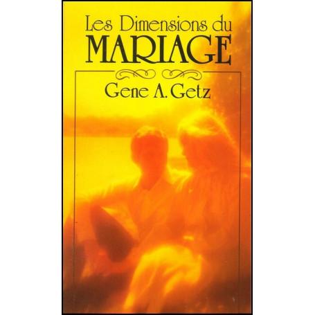 Les dimensions du mariage