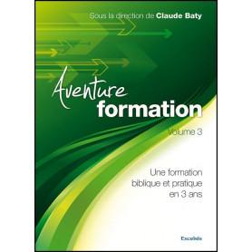 Aventure formation – volume 3