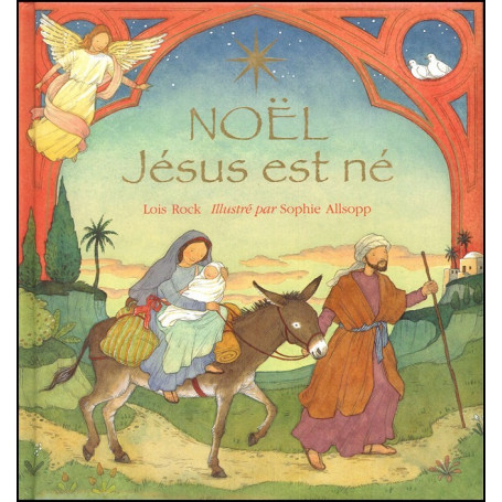 Noël, Jésus est né
