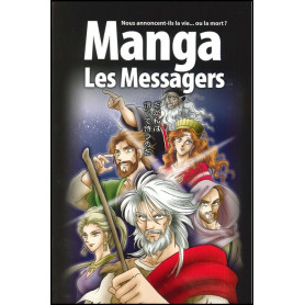 Manga 3 Les messagers - BD