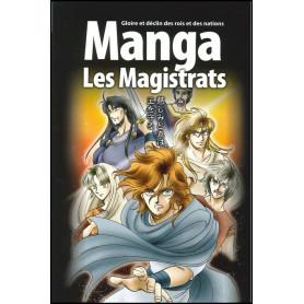 Manga 2 Les Magistrats - BD