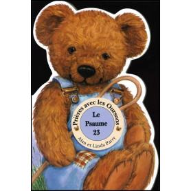 Le psaume 23 - Prières avec les oursons