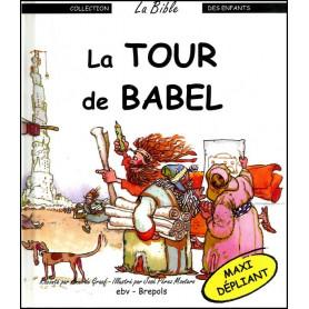 La tour de Babel, livre pour enfants