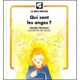 Qui sont les anges ? livre pour enfants