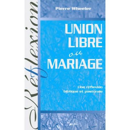 Union libre ou mariage