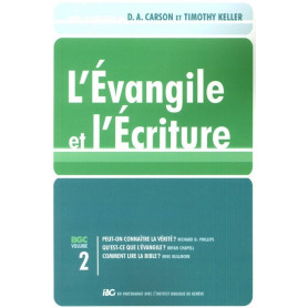 L'Evangile et l'Ecriture – BCG volume 2