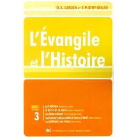 L'Evangile et l'Histoire – BCG volume 3
