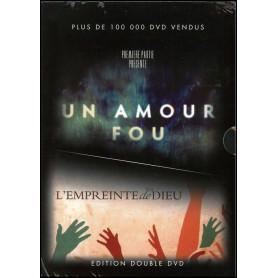 DVD Un amour fou + L'empreinte de Dieu