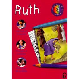 Ruth - Découvrir la Bible en coloriant 8