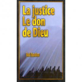 La justice le don de Dieu