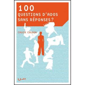100 questions d'ados sans réponses