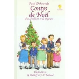 Contes de Noël, d'ici, d'ailleurs et de toujours