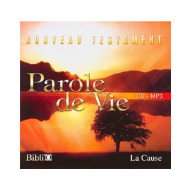 Nouveau Testament Parole de Vie MP3