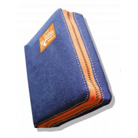 Bible Segond 21 extra mini – cover jeans avec zipper