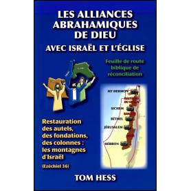 Les alliances abrahamiques de Dieu avec Israël et l'Eglise
