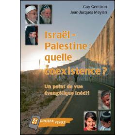 Israël – Palestine : quelle coexistence ?