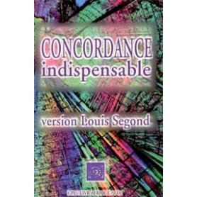 Concordance indispensable version Louis Segond