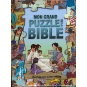 Mon grand puzzle de la Bible
