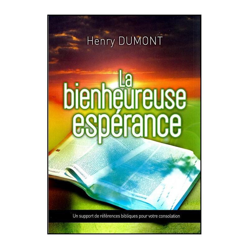 La bienheureuse esp rance la centrale biblique - Verset biblique consolation ...
