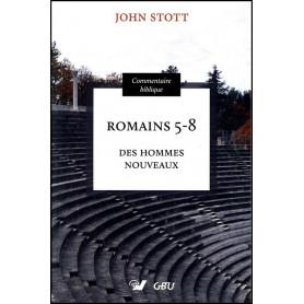 Romains 5-8 – Des hommes nouveaux
