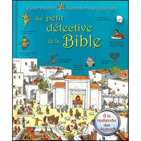 Le petit détective de la Bible