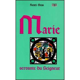 Marie servante du Seigneur