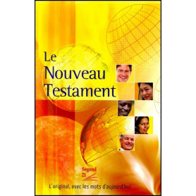 Nouveau Testament Segond 21 compact