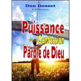 Puissance de la confession de la Parole de Dieu