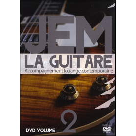 DVD JEM La guitare Volume 2, Accompagnement louang contemporaine