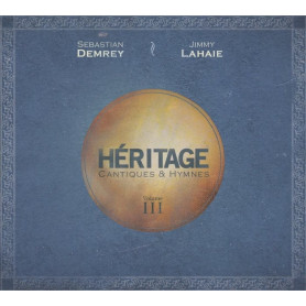 CD Heritage 3 - Cantiques & Hymnes