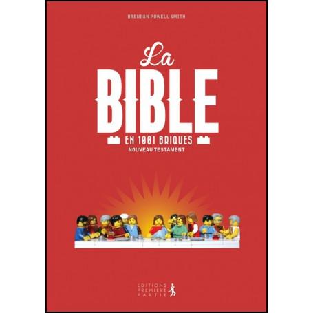 La Bible en 1001 briques – Nouveau Testament