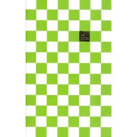 Bible Segond 21 Slim damier vert souple