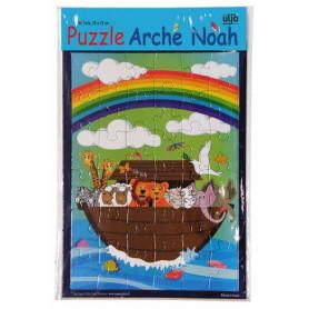 Puzzle Arche de Noé en carton 36 pièces - 71203