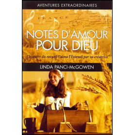 Notes d'amour pour Dieu