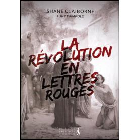 La révolution en lettres rouges