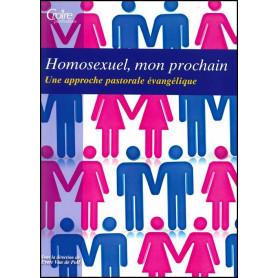 Homosexuel mon prochain – une approche pastorale évangélique