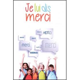 Recueil JEM Kids - Je lui dis merci – chants 145-196