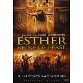 DVD Esther Reine de Perse