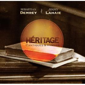 CD Héritage 1 – Cantiques & Hymnes
