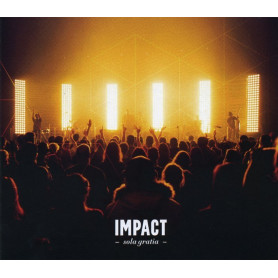 CD Sola Gratia – Impact (avec DVD)