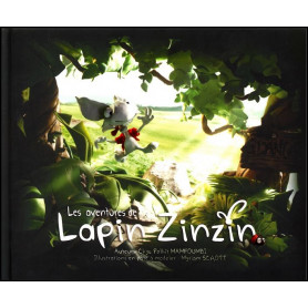 Les aventures de Lapin Zinzin